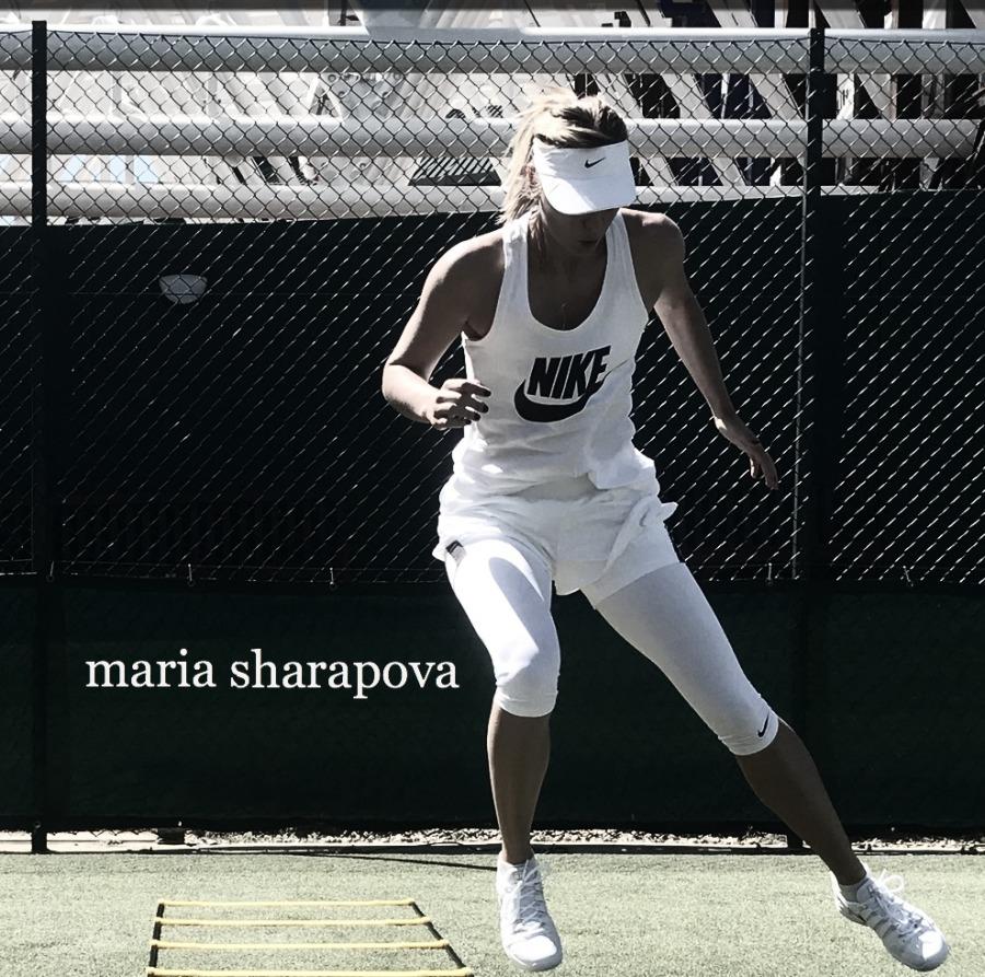 Maria Sharapova x Yutaka Nakamura